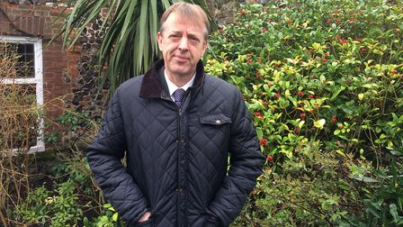 Former inspector Adam Hayes overturned the parking charge. Picture: Archant