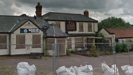 Broadland District Council have rejected plans to demolsih The Griffin pub in Thorpe St Andrew. Pict