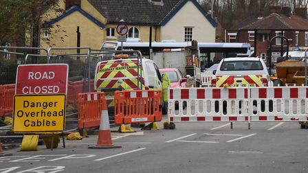 The Heigham Street and Mile Cross Road junction will be closed to all traffic from 9am on Friday, Ma