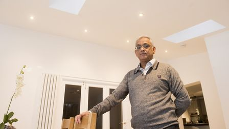 Businessman Nick Chudasama is one of eight customers of John Miller who will not get any money back