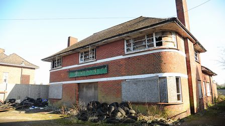 The King's Arms pub at Mile Cross Road was demolished in 2015. Picture: Denise Bradley