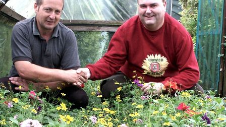 Terry Bane's professional horticultural career started in September 1974 as a full time student at T