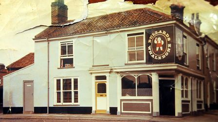The Whalebone pub in Bullards days. Photo: Submitted