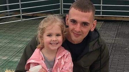 Tributes have been paid to Luke Boorman who was found dead off the A47. Picture: Submitted