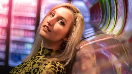Electro pop writer and producer Hydra Lerna releases brand new single Camera. Picture: Becca Kate