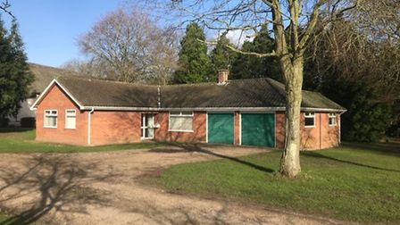 A three-bedroom bungalow on the Weston Hall Estate which looks set to be demolished. Picture: Andre