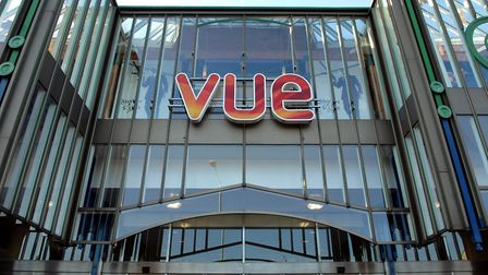 A robbery took place on January 12 outside Vue in Norwich Picture: James Bass