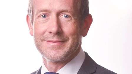 Stephen Evans, the new chief executive of Norwich City Council. Pic: Norwich City Council.