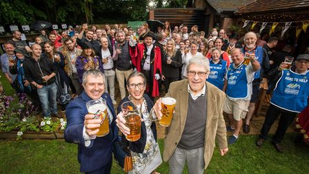 The 2020 Norwich City of Ale boasts an exciting collaboration between brewers in Leuven, Belgium and