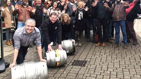 The festival will take place from 21st to 31st May 2020 across 45 City of Ale pubs in Norwich. Pictu