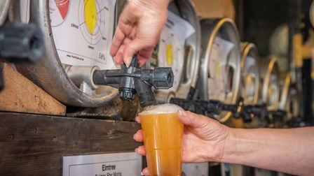 Last year's Norwich City of Ale 2019 was hailed as the festival's most successful yet. Photo: Simon