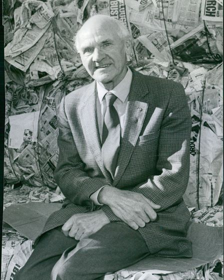 Alfred Warminger, the young cinema pioneer who established one of the biggest recycling plants in th
