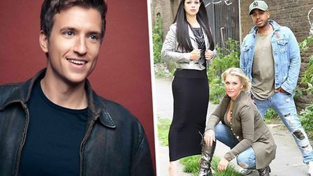 Win tickets to see Greg James and S Club at Out of Space's upcoming Norwich events. Picture: Supplie