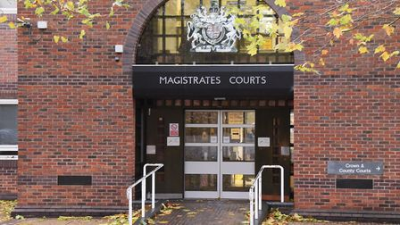 Norwich Magistrates' Court. Picture: Denise Bradley.