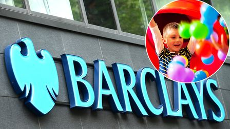 The former Barclays bank will be turned into a cafe and soft play area Picture: Getty Images/PA Imag
