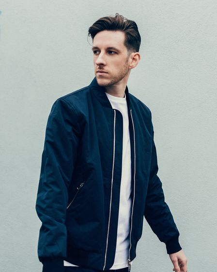 Norwich DJ and producer Sigala to perform a hometown show in 2020. Picture: Supplied by UEA Box Offi