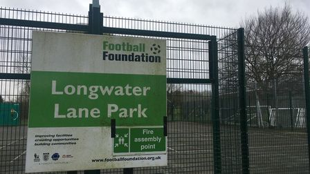 Longwater Lane Park in Costessey, which is home to Costessey Sports Club. Picture: Sophie Wyllie