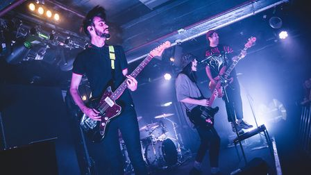 Stand Atlantic supporting The Maine at The Waterfront in Norwich. Picture: Daniel Smith