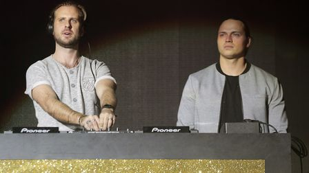 British DJ duo Sigma are performing a free show in Norwich. Picture: Yui Mok/PA