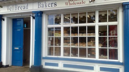 Wellbread Bakers will be offering a telephone ordering service for those self isolating. Picture: We