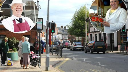 The Bakery and Tony Perkins Butchers are among the Attleborough businesses offering services to thos