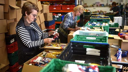There are fears donations to food banks will continue to drop as coronavirus escalates. Picture: ANT
