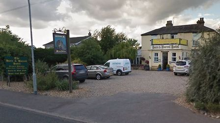 The Hare and Barrel hotel in Watton which could become an rehabilitation centre for recovering addic