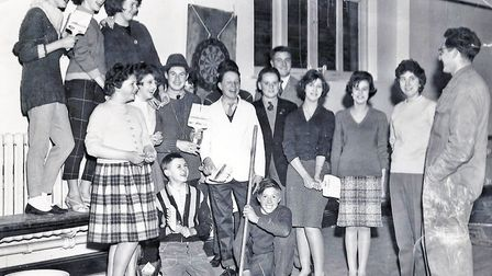 From 1960 Mike and Pauline Chapman ran a youth club at St Augustine's church in Norwich for 12 years
