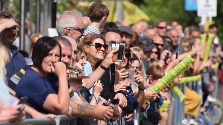 Run Norwich pulls in thousands of supporters each year Picture: DENISE BRADLEY