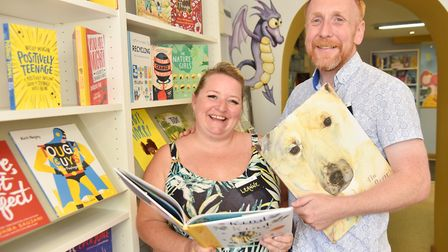 A new independent book shop has opened in Norwich. BookBugs and Dragon Tales specialises in children
