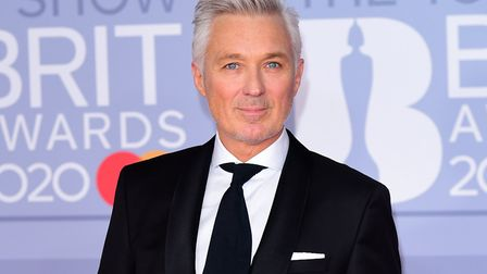 Spandau Ballet's Martin Kemp is giving free tickets to NHS workers for his Norwich gig Picture: PA W