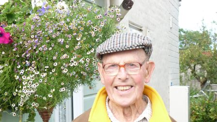 Jack Fincham, former school caretaker and member of Norwich Nature Friends, who has died aged 96 in