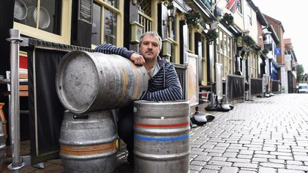 Phil Cutter, landlord of the Murderers on Timber Hill, Norwich, has given his take on the pub indust