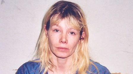 Carmen Dye, who was found unresponsive in a house in Norwich, pictured in 2004. Picture: Submitted