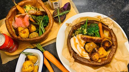 A new Norwich delivery service has launched called Giant Yorkie Roast Co., which delivers Yorkshire