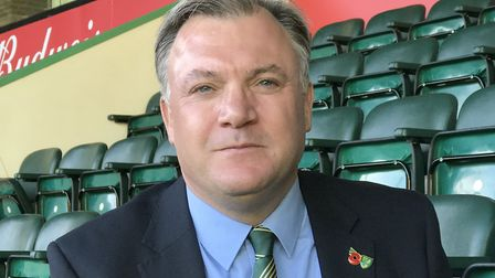 Ed Balls released a message of support for the team looking after his mum during the coronavirus pan