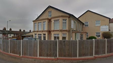 Point House Care Home on Sprowston Road, Norwich. Photo: Google