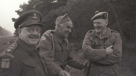 Arts and Entertainment.; BBC 1 Sitcom, Dad's Army, written by Jimmy Perry and David Croft, ran for 9