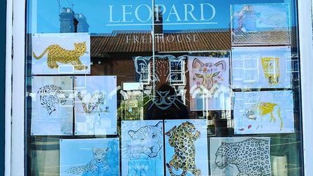 The Leopard pub in NR3 has received 25 pictures so far Credit: The Leopard