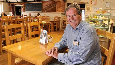 Wroxham Barns owner Ian Russell Picture: Antony Kelly
