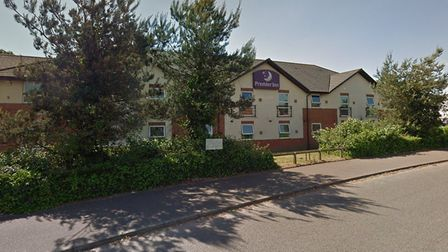 Premier Inn, on Delft Way near Norwich Airport is seeking permission to add a further 16 hotel rooms