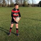 """Wymondham Rugby Club have challenged players to a """"pass it on"""" challenge to raise money for charity."""