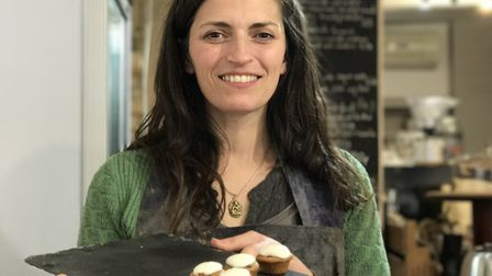 Cata Parrish is celebrating the first birthday of her sustainable shop and cafe Re. Source in Norwic