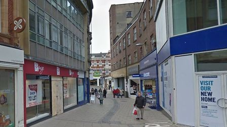 Plans have been submitted for a yoga studio on Orford Place. Picture: Google Maps