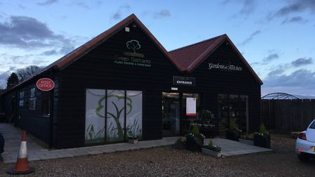 Green Pastures in Bergh Apton has closed except from the farm shop and post office due to coronaviru