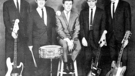 Back in the day&Ricky Lee and The Hucklebucks