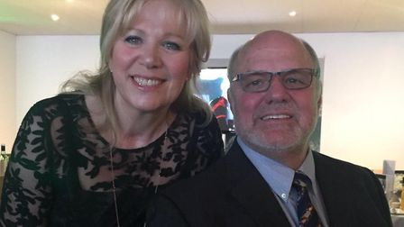 Debbie and Rick Harris, who own Wilkinson's of Norwich. Picture: Archant