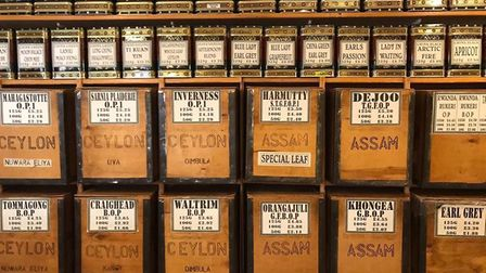Wilkinson's of Norwich has taken the decision to move its 132 strong range of luxury loose leaf teas
