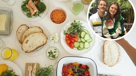 Honest Kitchen has launched in Norwich, delivering healthy lunches across the city by couple Bradley