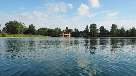 Eaton Park covers 80 hectares in Norwich. Picture: Dale Buttolph / iWitness